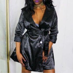 Jackets & Blazers - Light Trench Coat/Dress